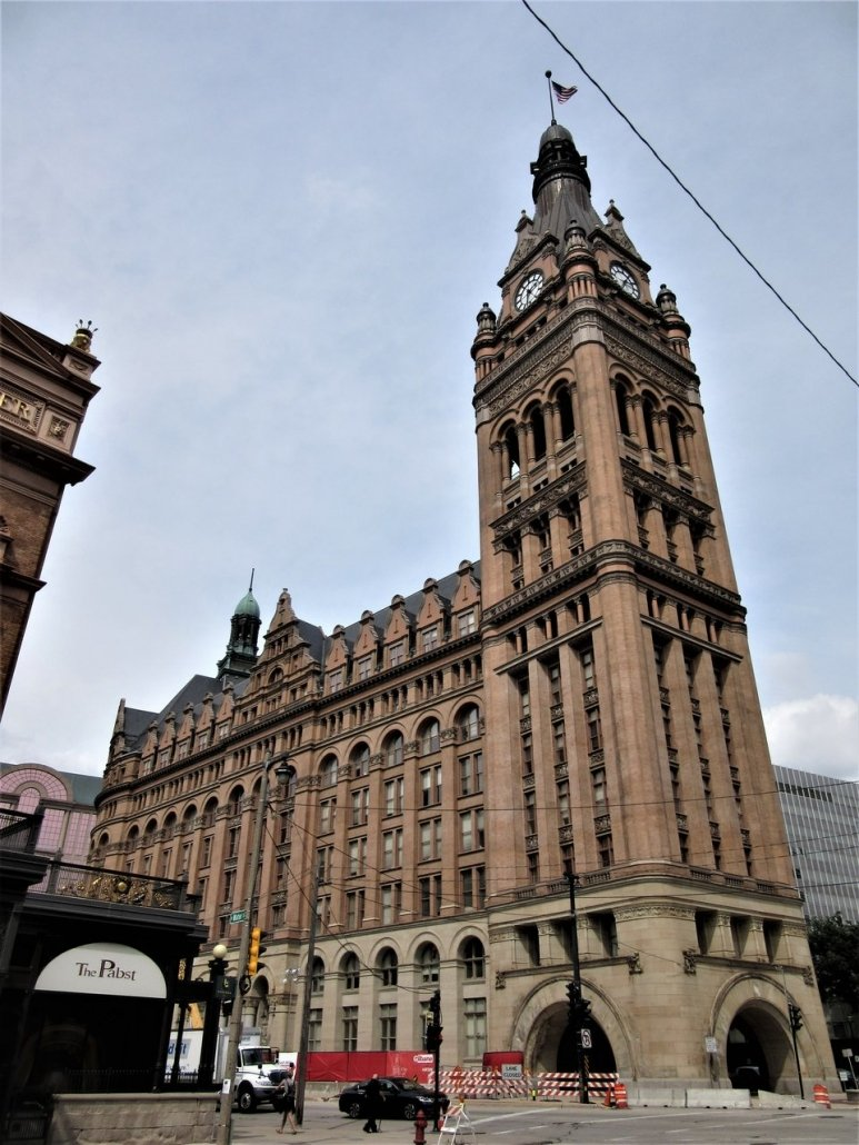 City Hall, Milwaukee, WI